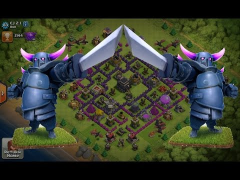 Clash of Clans - TH8
