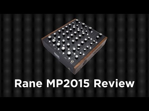 Rane MP2015 Rotary Mixer Review