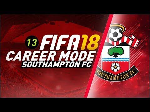 FIFA 18 Southampton Career Mode S2 Ep13 - DENNIS BERKGAMP DENNIS BERGKAMP JORDI CLASIE!!!