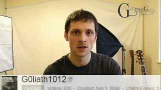 G0liath News #5 - 200th Video, Private Tuition and other stuff...