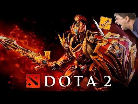 DOTA 2 #2 SLOW INTERNET