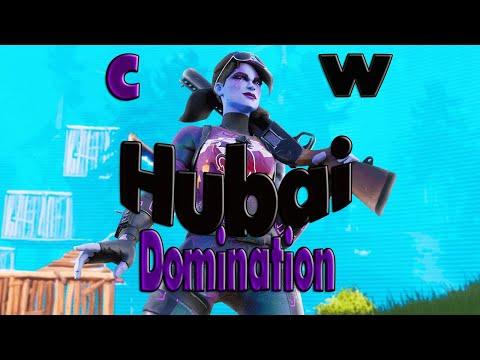 Fortnite Clan War 4v4 Hubai Vs XD And 2V2 CW Hubai Vs ZR