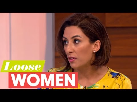 Saira Reveals Her Shameful Daily Internet Shopping Habit | Loose Women