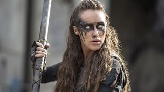 The 100 COMMANDER LEXA - Seven Nation Army