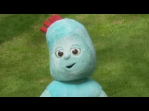 In The Night Garden 120 - Iggle Piggle's Blanket Walks About By Itself