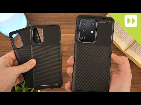 Samsung Galaxy S20 / S20 Plus / S20 Ultra Case Comparison | First Look