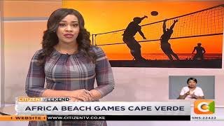 Africa beach games Cape Verde