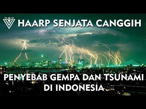 HAARP Senjata Canggih Penyebab Gempa dan Tsunami di INDONESIA??