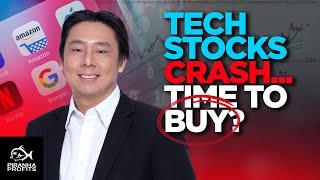 Tech-Aktien brechen ab... Zeit zum Kaufen?