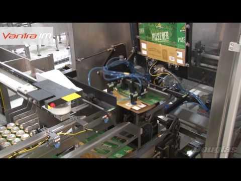 Douglas Vantra™ IM Cartoner Helps Summit Brewing Co. Expand Market Reach