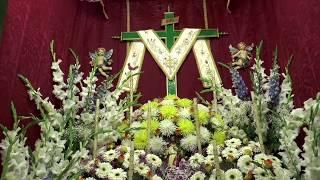 Visita a las Cruces en la Cruz Santa - Los Realejos