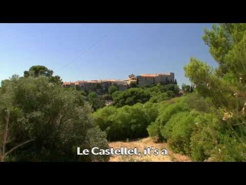Toulon (Provence) France - Hilltop Le Castellet & Seaside Bandol