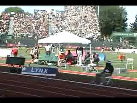 Brandon Roulhac-Triple Jump at 2008 Olympic Trials