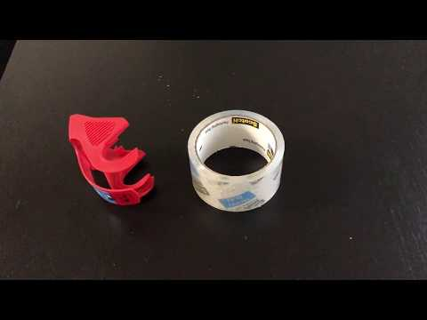 How to replace Scotch Tape Holder!