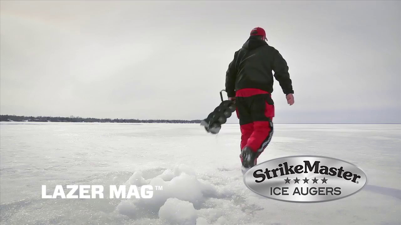 StrikeMaster Lazer Mag Power Ice Auger