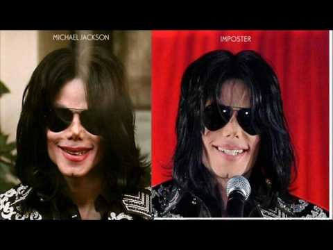 michael jackson imposter - YouTube