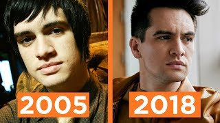 A EVOLUÇÃO do Panic! At The Disco