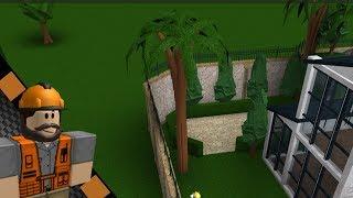 Roblox | Welcome to Bloxburg | Jumbo Palm Tree Tutorial