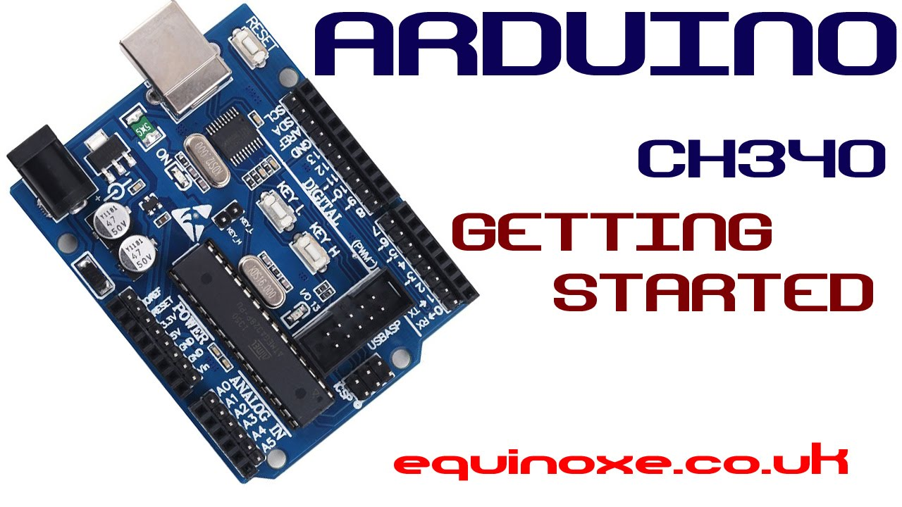 Arduino uno r getting started youtube