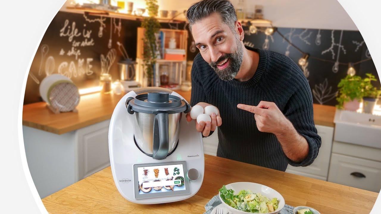 Was können die neuen Funktion. Schau dir unsere Laugenbrezel mit köstlichem Salat an.