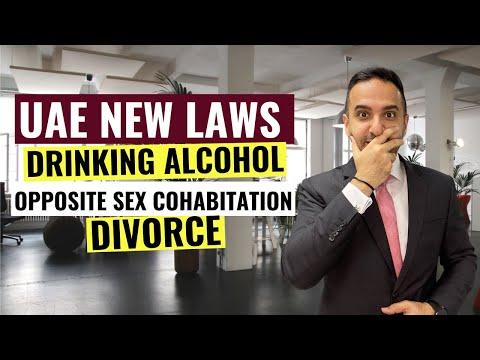 New UAE Law Amendments: Alcohol Consumption, Cohabitation, Inheritance