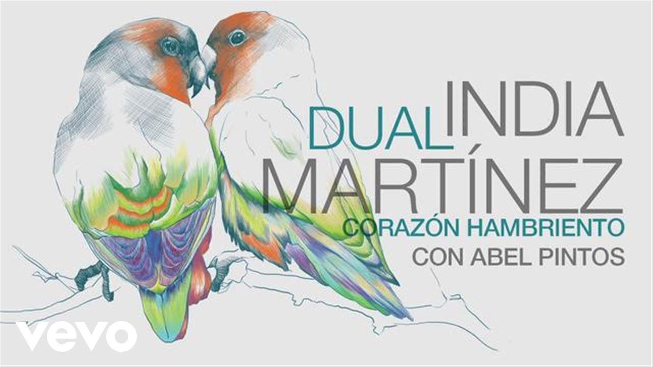 India Martinez - Corazon Hambriento (Audio) ft. Abel Pintos