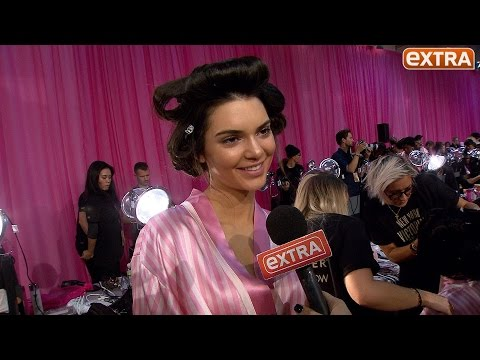 Kendall Jenner on Her First Victorias Secret Fashion Show, Kris 60th  Caitlyns Glamour Honor