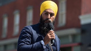 Jagmeet Singh's political gamble in B.C.