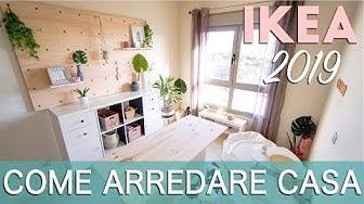 Come ARREDARE CASA con IKEA - DIY mobile IKEA HACKS arredamento ECONOMICO