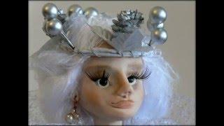 видео Интерьер своими руками, авторские куклы, украшения интерьера, авторские работы