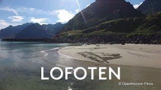 LOFOTEN by Drone | OpenHorizon Films (4K)