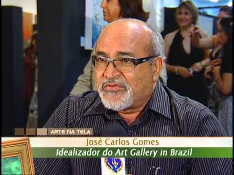 ART GALLERY IN BRAZIL I - BRASÍLIA - PARTE I