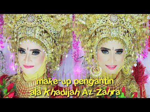 Make-up pengantin ala rias profesional