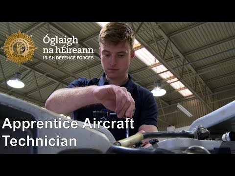Apprentice Aircraft Technician - Defence Forces