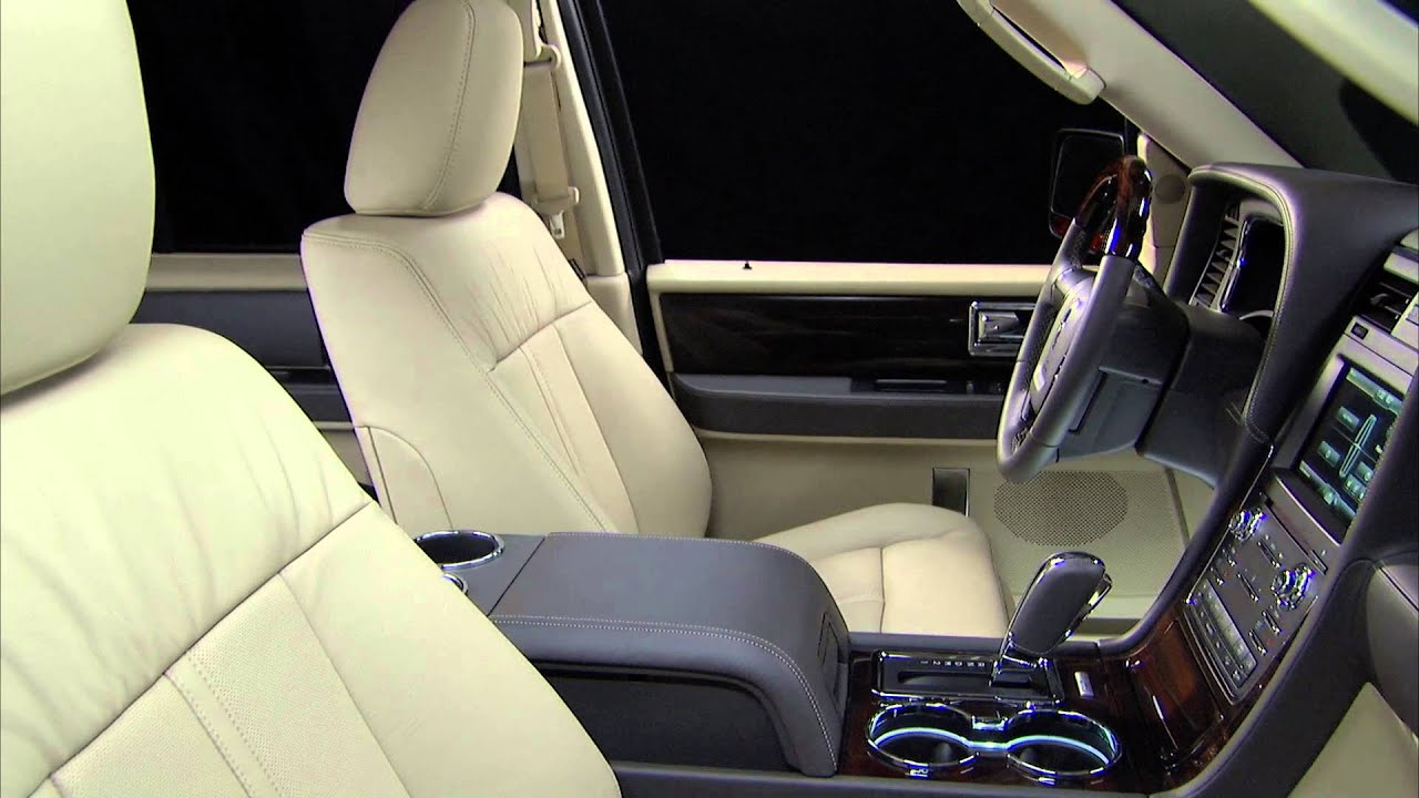 Lovely 2015 Lincoln Navigator   The Interior   YouTube