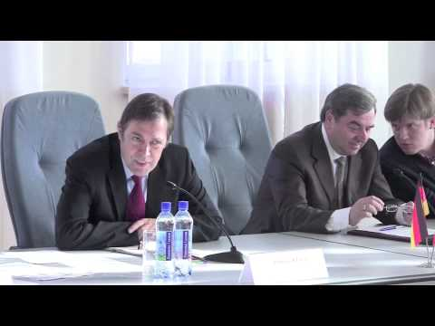 Андреас Классен генеоральный консул Федеративной Республики Германия в Екатеринбурге