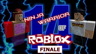 Ninja Warrior of Roblox Tournament 14, Episode 6 [FINALE]