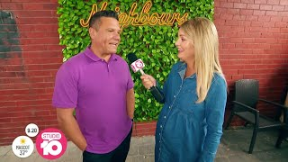 The Cast Of 'Neighbours' Throw A Big 35 Year Anniversary Bash! | Studio 10