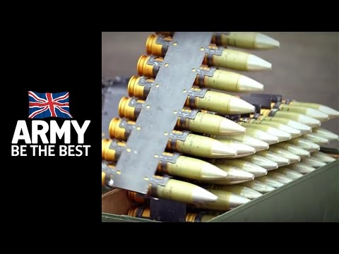Ammunition Technician - Roles in the Army - Army Jobs