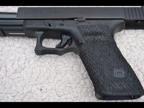 BG Gunworks Glock 21 Grip reduction - Range Review