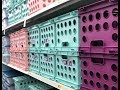 Browse With Me WALMART Teacher Student School Classroom Organization Supply Bins Crates Drawers
