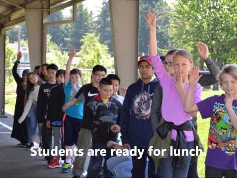 May 18, 2015 @ Fifth Grade Class, Earl Boyles Elementary School