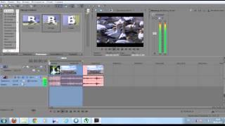 видео урок как пользоваться vegasam pro 10 от хакера ха