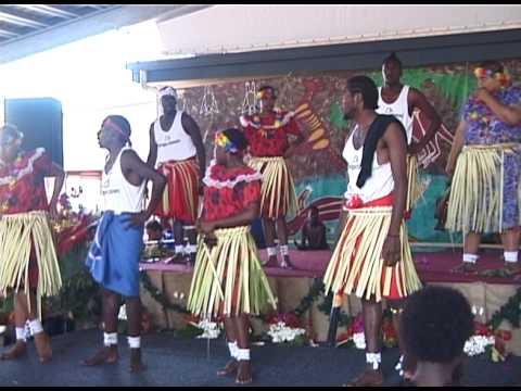 Torres Strait Islander Senior Dancers, Australia