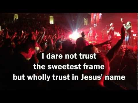 Cornerstone - Hillsong Live (with lyrics) (Worship with tears 31)