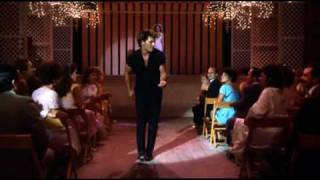 patrick swayze dirty dancing baile final