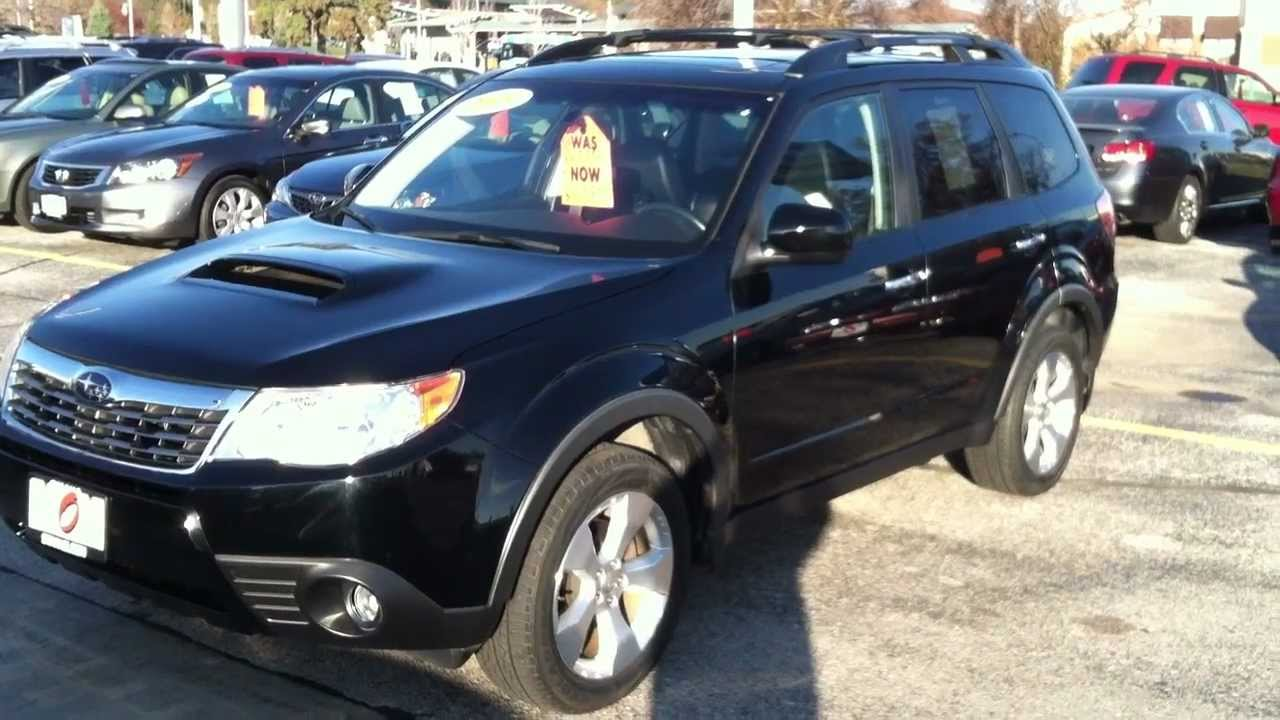 2009 subaru forester 2 5 xt turbo charged limited w navigation youtube. Black Bedroom Furniture Sets. Home Design Ideas