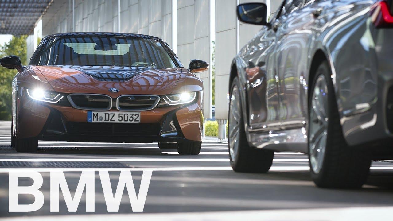 L'assistente alla retromarcia della BMW, un ulteriore progresso verso la guida automatizzata.