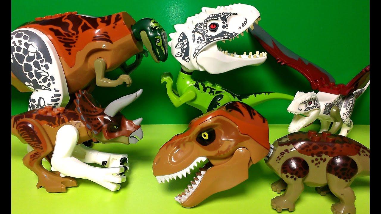 Hybrid Dinosaurs Toys From Jurassic World – Wow Blog