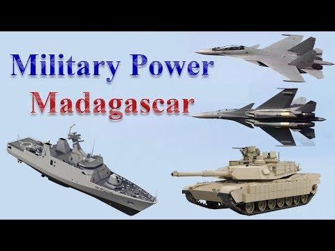 Madagascar Military Power 2017